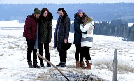The Team Buries Dolls - Wynonna Earp Season 3 Episode 3