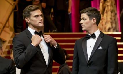 The Flash Star Grant Gustin & Showrunner Eric Wallace React To Hartley Sawyer Firing
