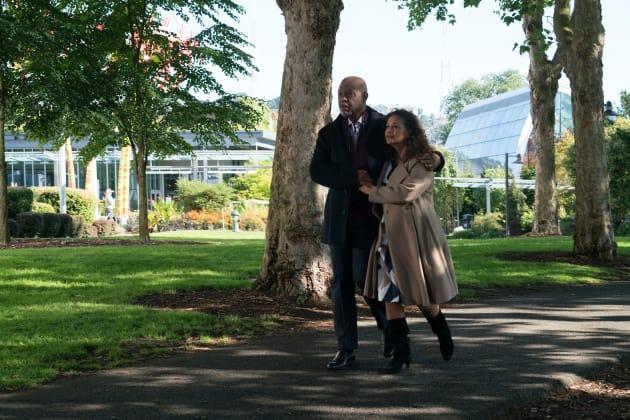 Strolling on a Beautiful Day - Grey's Anatomy Season 15 Episode 1