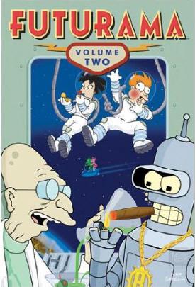 Futurama season 2 photo