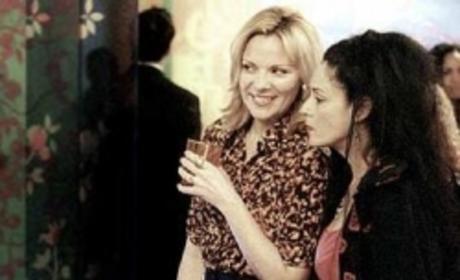Samantha the Lesbian