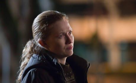 Sarah in Tears