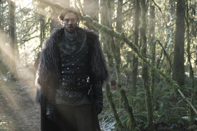 A new legend arrives - Once Upon a Time Season 6 Episode 13