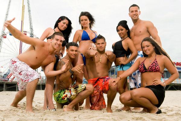 The Jersey Shore Cast
