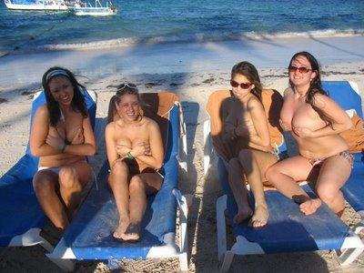 Antonella Barba, Topless