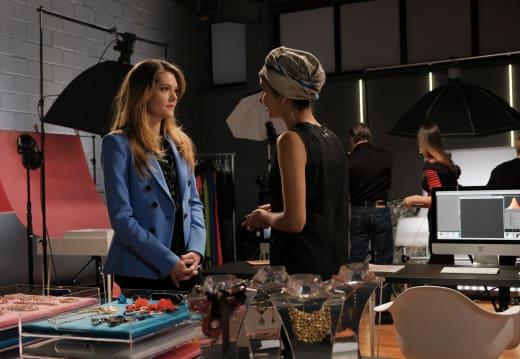 Sutton and Adena - The Bold Type Season 2 Episode 3