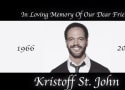 The Young and the Restless Pays Tribute to Kristoff St. John With Emotional Video