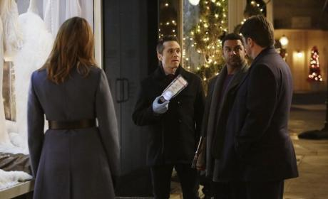 The Holiday Team - Castle Season 7 Episode 10