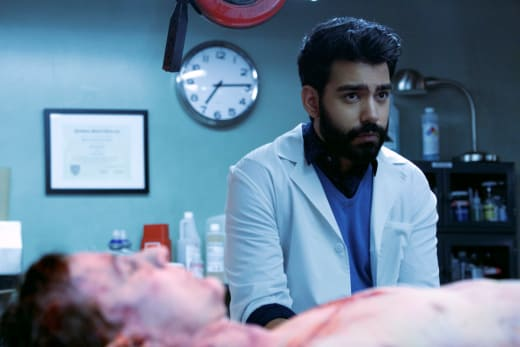 Coming Down - iZombie Season 4 Episode 2