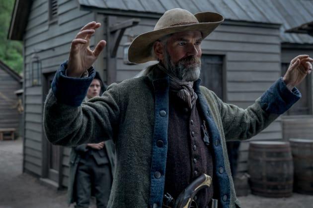 Gotcha! - Outlander Season 4 Episode 11