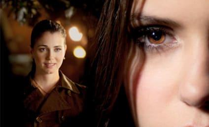 Vampire Diaries Scoop, Poster: Welcome, Isobel!