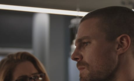 Rediscover Romance  - Arrow Season 7 Episode 10