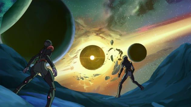 Entering the Quantum Abyss - Voltron: Legendary Defender