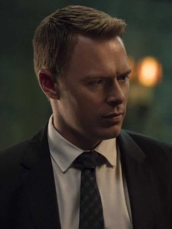 Red Knows Ressler's Secret - The Blacklist Season 6 Episode