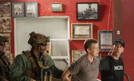 Outsmarted Merc - NCIS: New Orleans Season 5 Episode 2