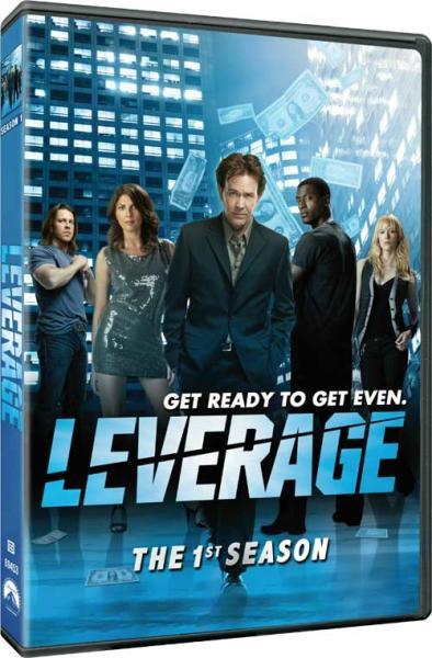 Leverage DVD