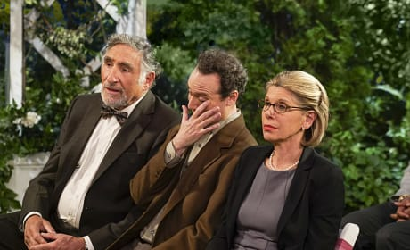 Weddings Can Be Emotional - The Big Bang Theory Season 10 Episode 1