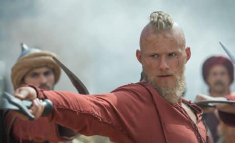 Bjorn Explores - Vikings Season 5 Episode 4
