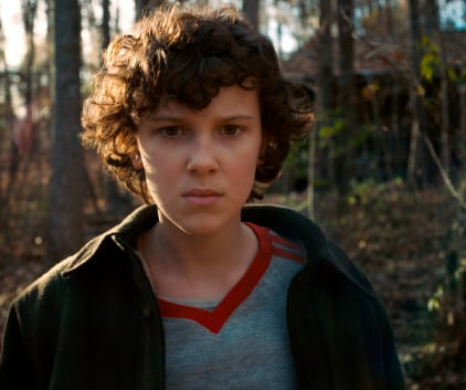 Eleven Is Back - Stranger Things