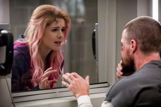 Rocky Marriage - Arrow Season 7 Episode 1