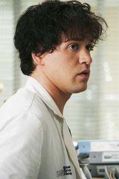 T.R. Knight as George O'Malley