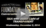 Transparent Q&A with Judith Ligh