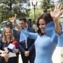 Selina Meyer for President - Veep Season 7 Episode 1
