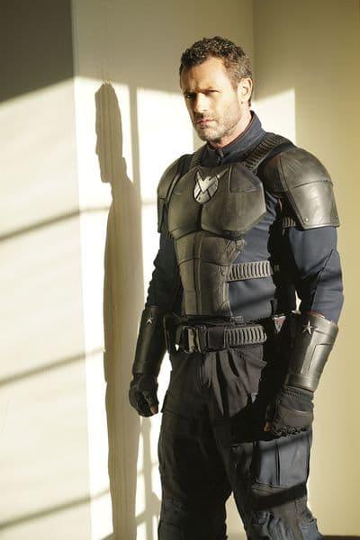 Director Jeffrey Mace - Agents of S.H.I.E.L.D.
