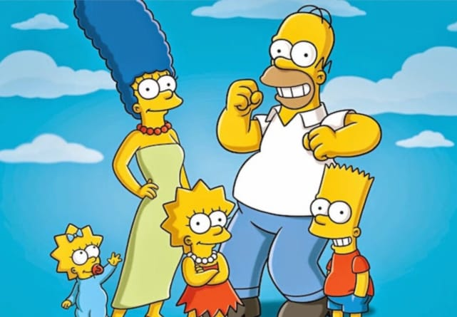 The Simpsons - Renewed