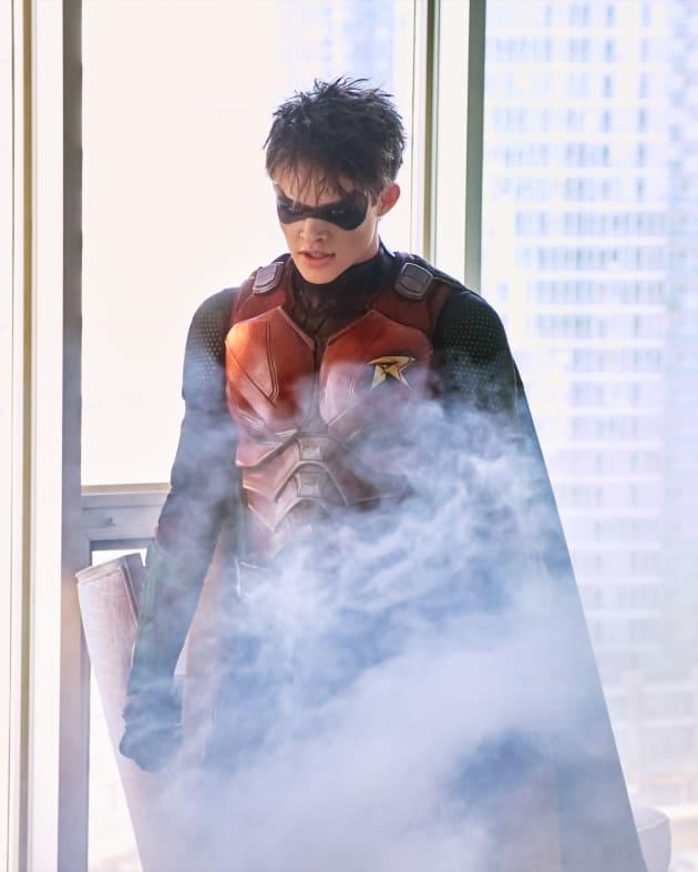 The New Robin - Titans Season 1 Episode 5