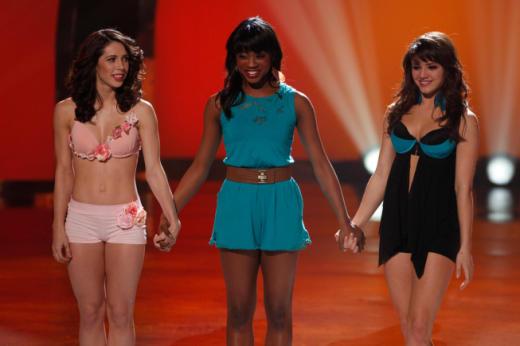 So You Think You Can Dance Bottom Three Women