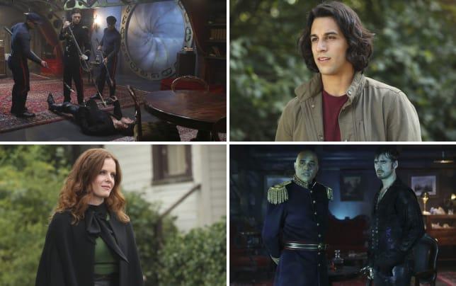 A captive captain once upon a time season 6 episode 6