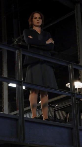 Looking Down on Team - The Blacklist Season 8 Episode 9