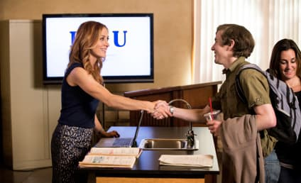 Sasha Alexander to Get Wild on Shameless