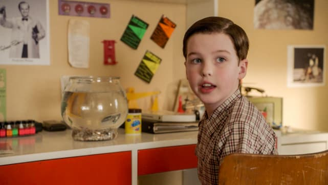 How Did Young Sheldon Season 1 End?