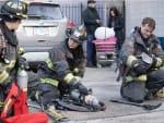 Casey & Kidd long - Chicago Fire Season 9 Episode 10