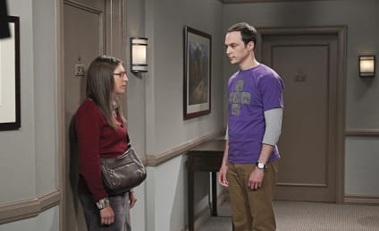 The Big Bang Theory Season Premiere Pics: Did Leonard and Penny Tie the Knot?