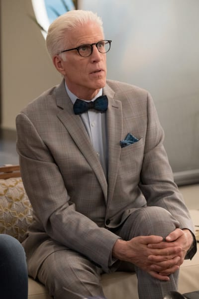 Michael - The Good Place Season 2 Episode 5