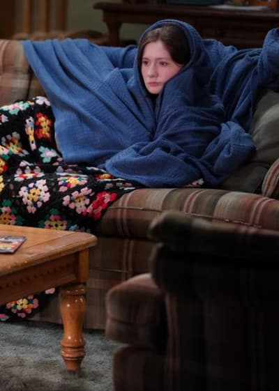 Harris Is Depressed - The Conners Season 2 Episode 16