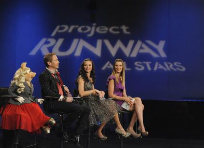 Watch Project Runway Season 10 Episode 3 Online