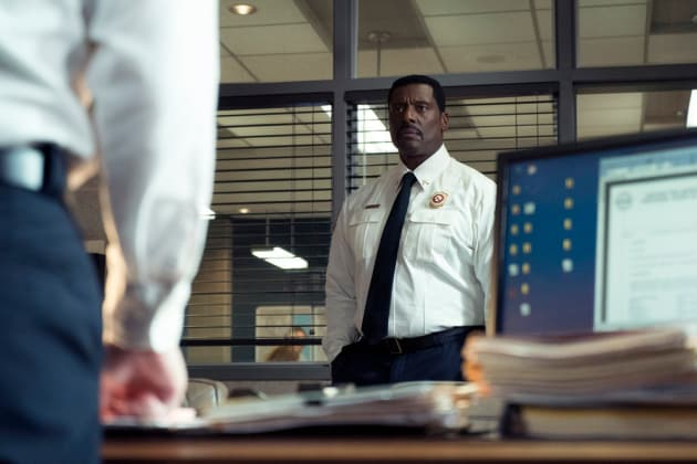 Breaking Point - Chicago Fire