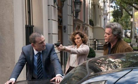Arresting Bianchi - Shades of Blue Season 2 Episode 11