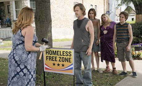 The Homeless Shelter - Shameless