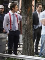 Ed, Sebastian and a Tree