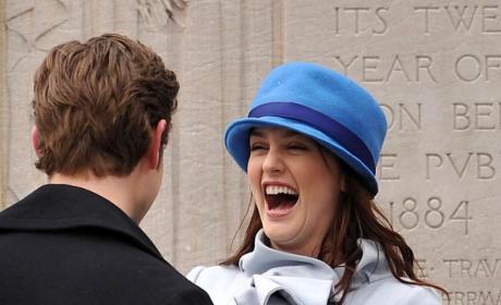 A Leighton Laugh