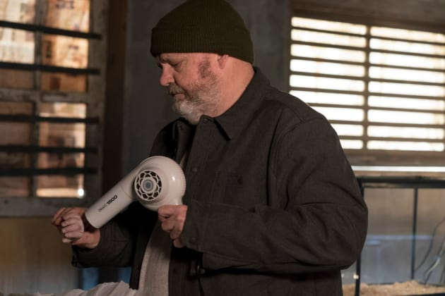 Lawrence Devlin - The Blacklist Season 5 Episode 21