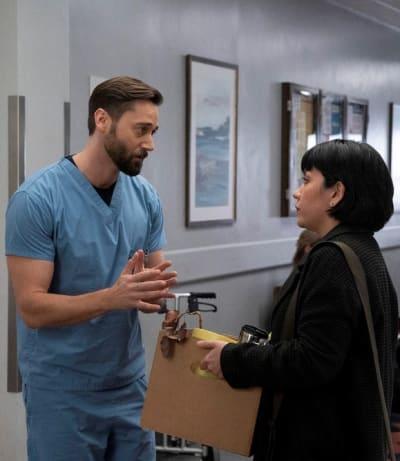 Pleas and Reason - Tall - New Amsterdam Season 3 Episode 5