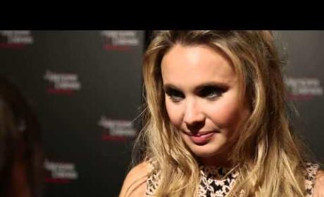 Leah Pipes Reflects on The Vampire Diaries
