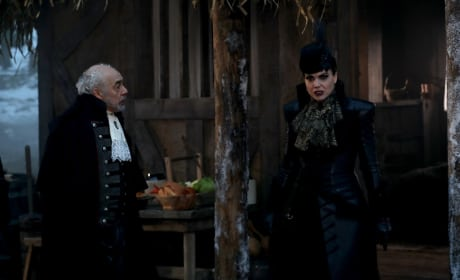 Father and Daughter - Once Upon a Time Season 6 Episode 14