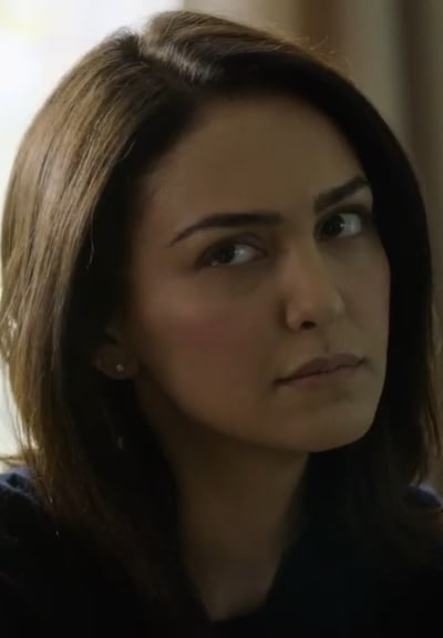 Clare Has the Look - Tall - Counterpart Season 2 Episode 9